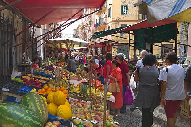 Palermos Märkte